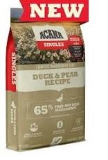 Acana Acana Singles Dog Duck 4.4lbs