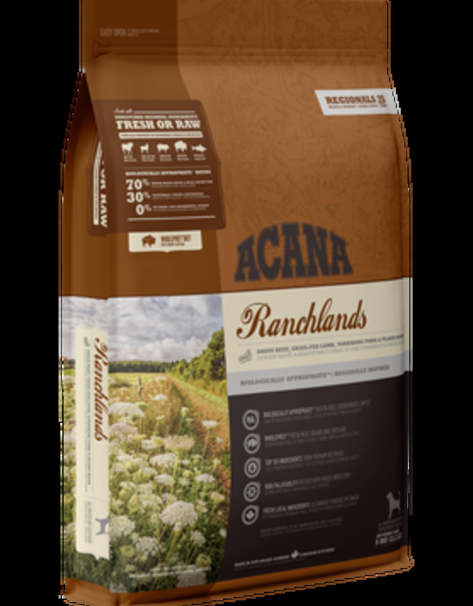 Acana Acana Regionals Dog Ranchlands 13.2 LB