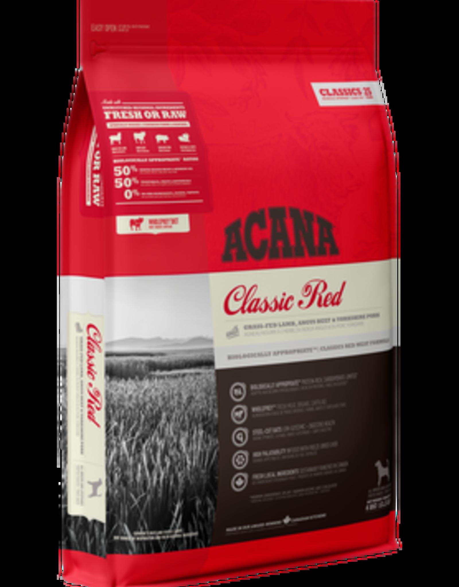 Acana Acana Classics Dog Classic Red 37.5 LB