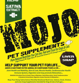 Mojo Mojo Pet Supplement Liver Snap 192 g
