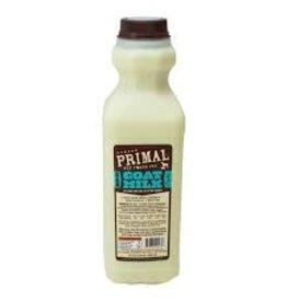 PRIMAL Primal Raw Frozen Goat Milk  16 0z