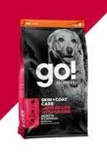 GO GO Lamb Skin & Coat 25LB