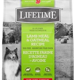 Lifetime Lifetime Lamb & Oatmeal Dog  25 LB