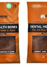 Indigenous Pet Products Indigenous Dental Bones Carrot & Pumpkin 481 g