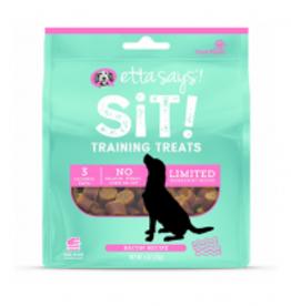 Etta Says Etta Says! Sit! Training Treats Bacon 6 oz
