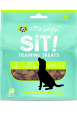 Etta Says Etta Says! Sit! Training Treats Cheese 6 oz