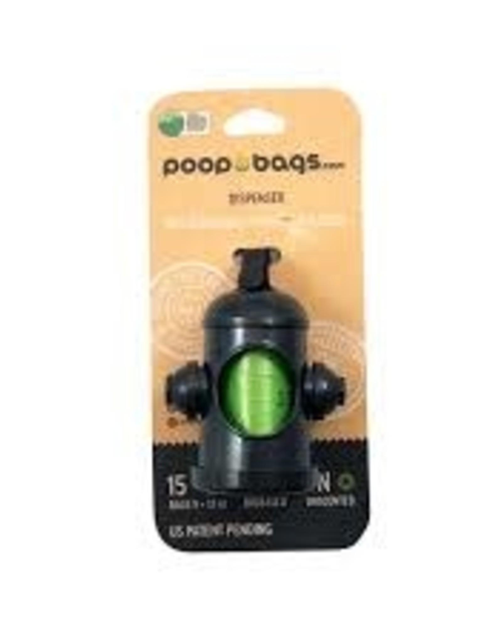 Poop Bags Poop Bags Hydrant Dispenser With Bags (15)