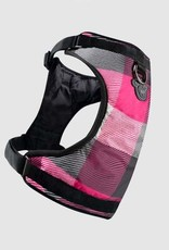 Canada Pooch Canada Pooch Harness Pink Plaid Large