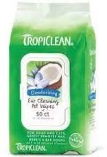 Tropiclean Tropiclean Ear wipes 50ct