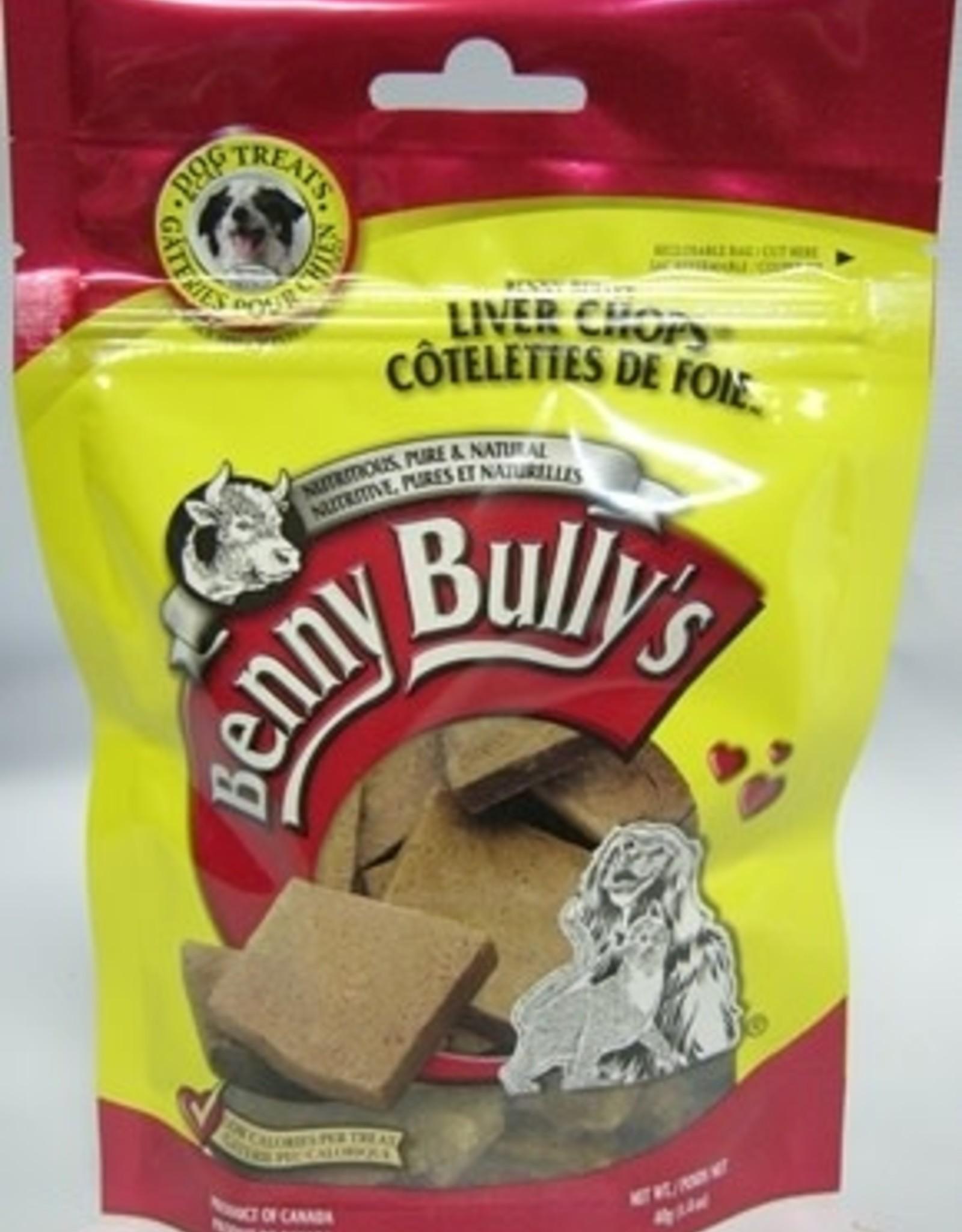 Benny Bully's Benny Bully's Liver Chops 500g