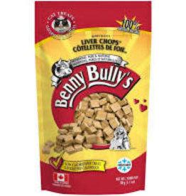 Benny Bully's Benny Bully's Liver Chops Cat Treats  30 g