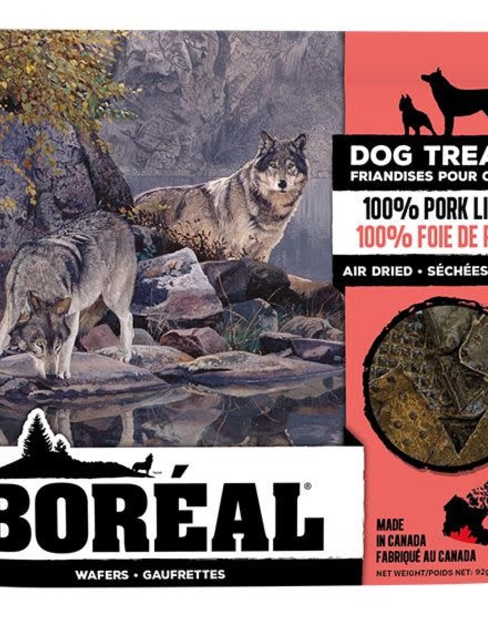 Boreal Boreal Dog Treats Pork 92 g