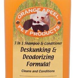Orange A Peel Orange-A- Peel 3 in 1 Shampoo/Conditioner Deskunk 500 ML