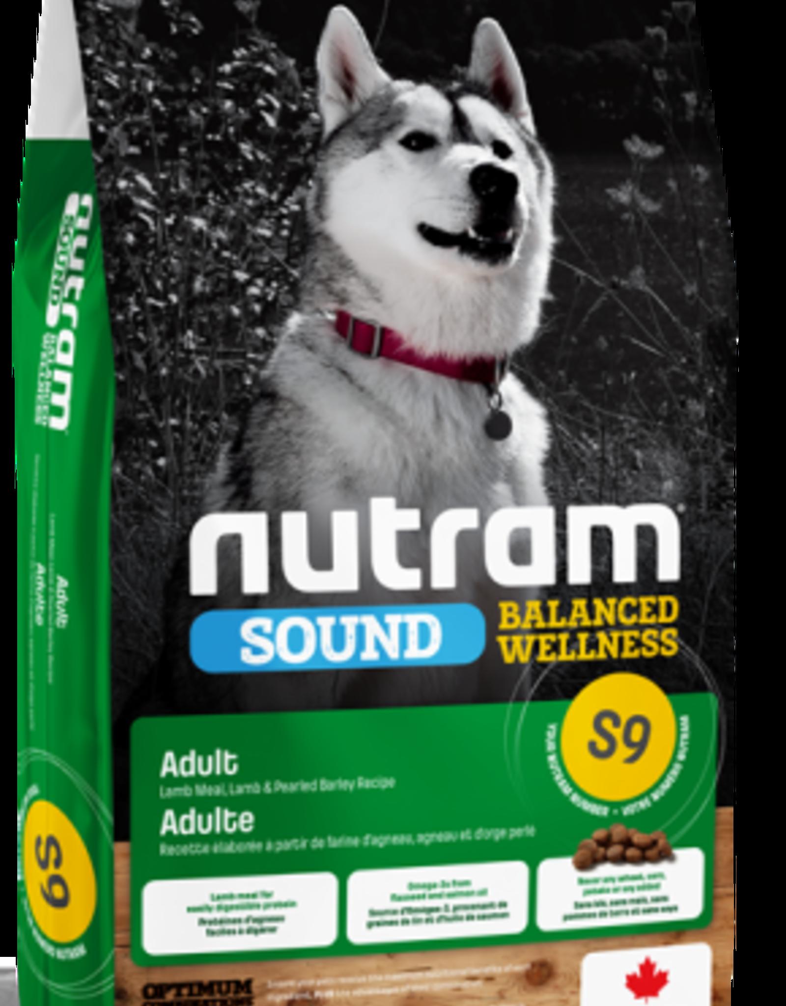 Nutram Nutram S9  25 lb