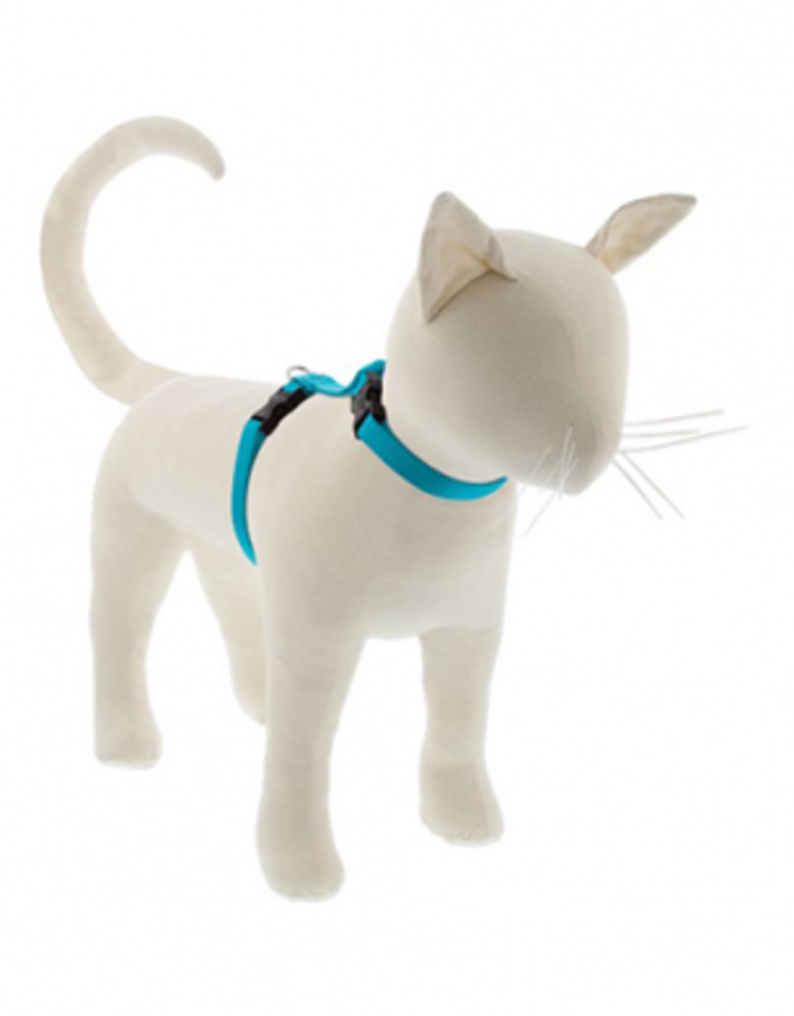 Lupine Lupine Cat Harness H Style Aqua