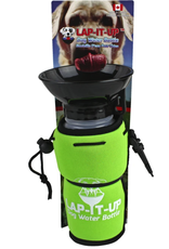 Lap It  Up Lap It Up Dog Waterbottle Green