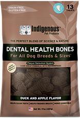 Indigenous Pet Products Indigenous Dental Bones  Duck and Apple 481g
