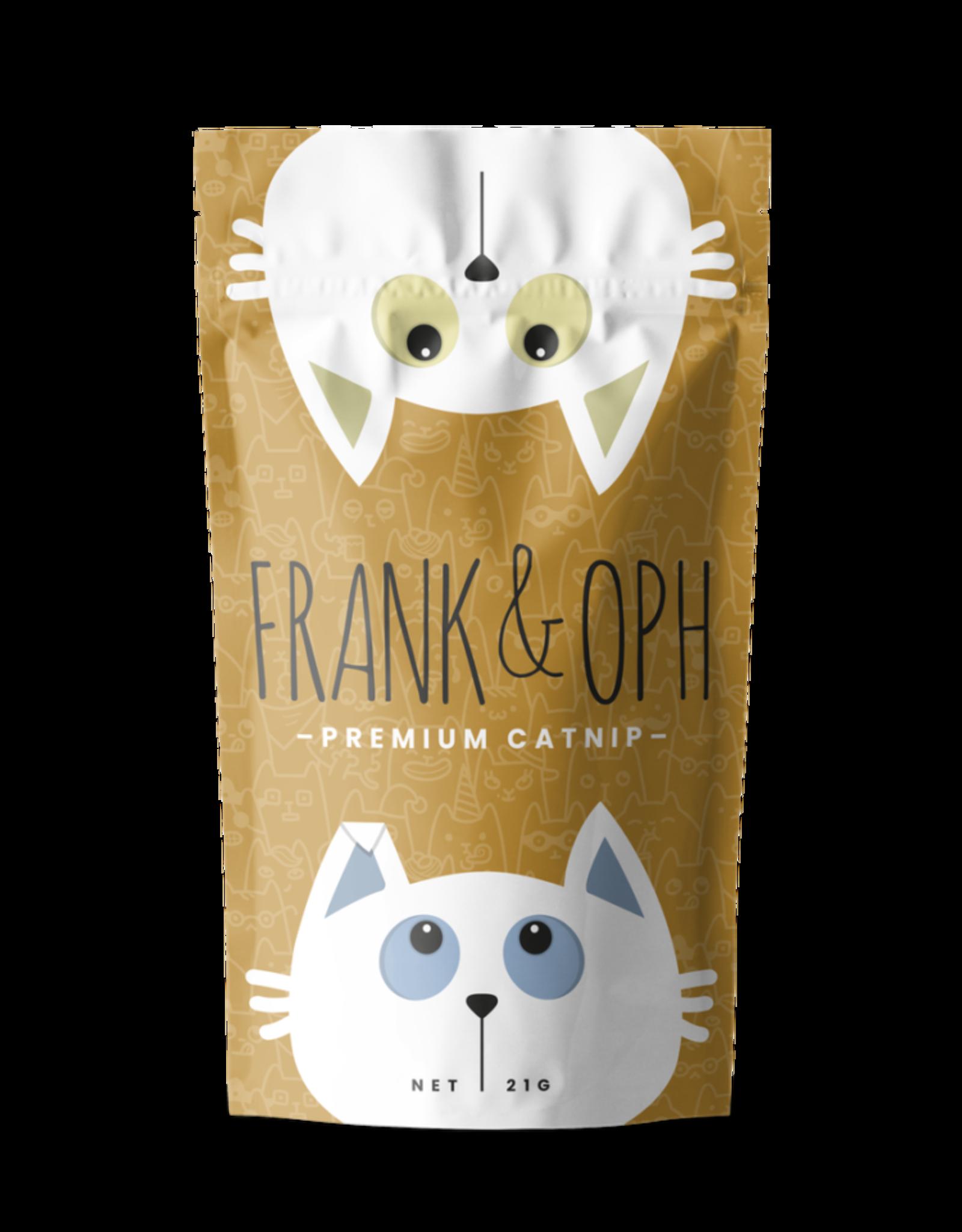 Frank & Oph Frank & Oph Premium Organic Catnip 21 g