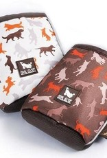 Pet Play Pet Play Scout & About Compact Training Pouch Vanilla