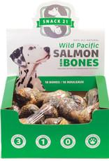 Snack 21 Snack 21 Salmon Skin  Bones