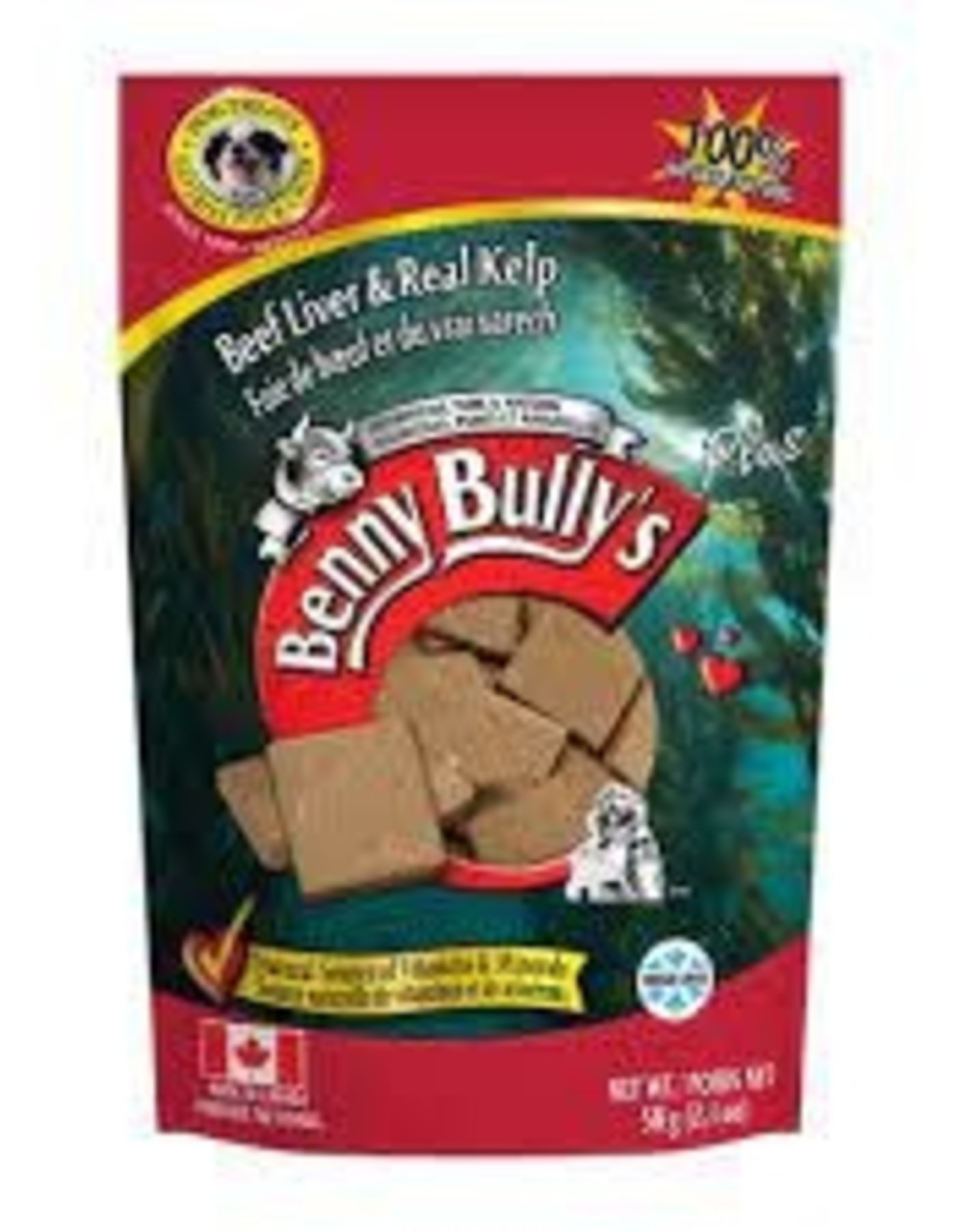 Benny Bully's Benny Bully's Liver Plus Kelp 58 g