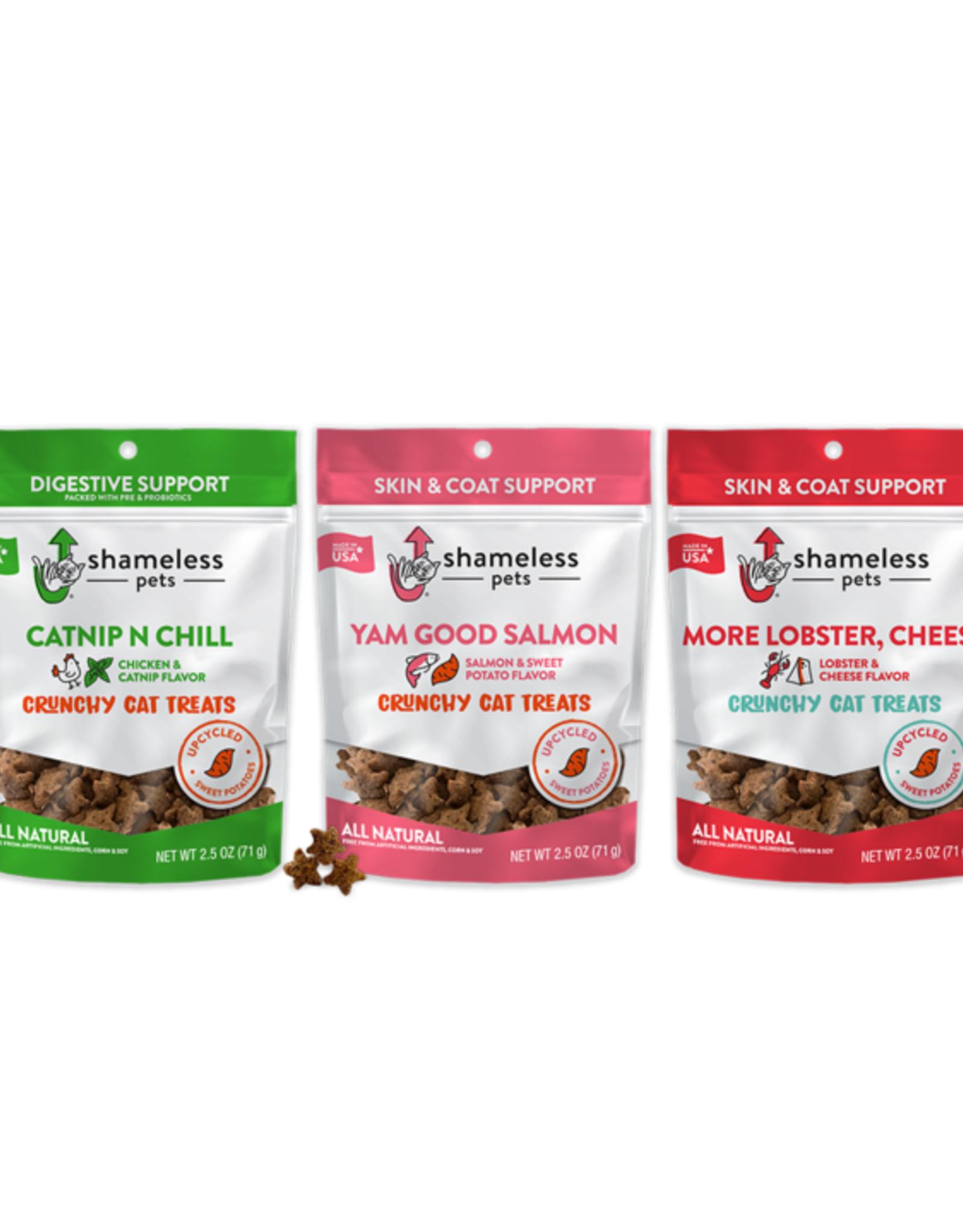 Shameless Shameless Pets Crunchy Treats Catnip N Chill 71 g