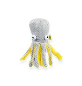 Be One Breed Be One Breed Cat Plush Toy Octopus With Catnip
