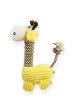 Be One Breed Be One Breed Giraffe  Lucy Dog Toy