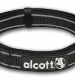 "Alcott Alcott Adventure Collar Black Large 18""-26"""