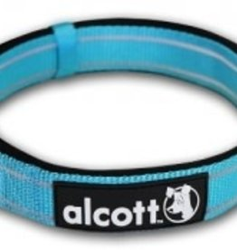 "Alcott Alcott Adventure Collar Medium Blue 12""-20"""