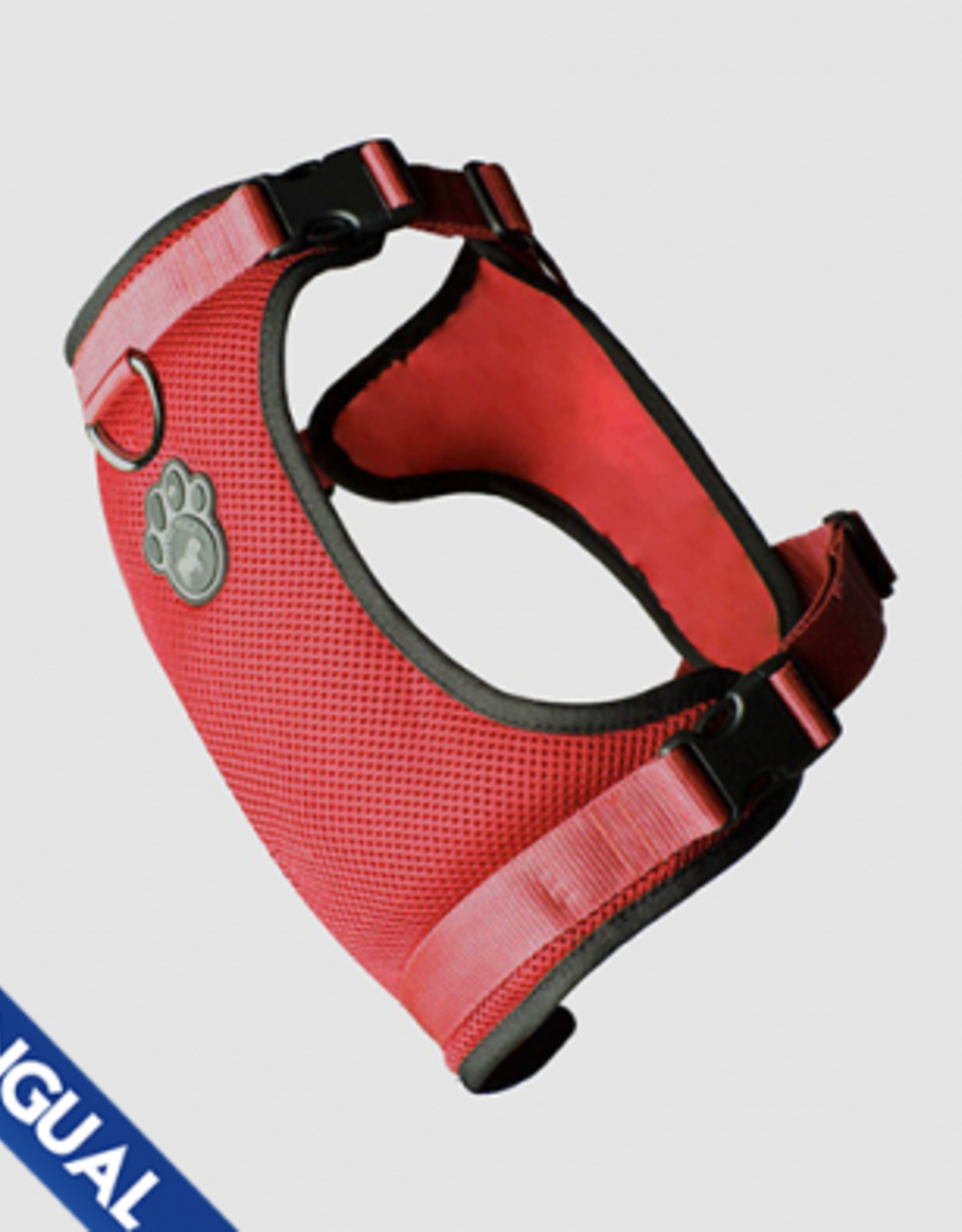 Canada Pooch Canada Pooch Everything Harness Red Large