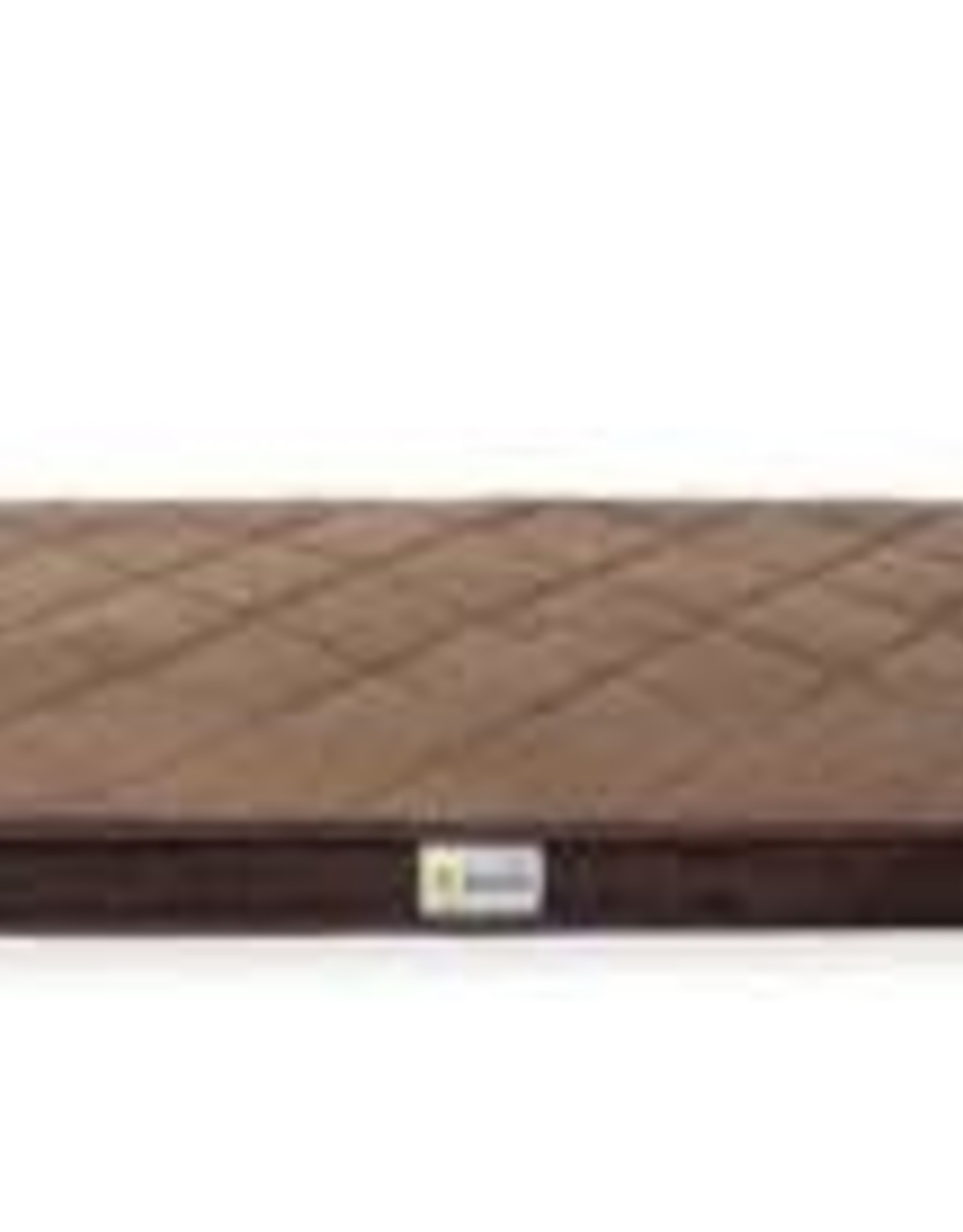 """Be One Breed Be One Breed Diamond Bed  Brown 23"""" x 35"""""""