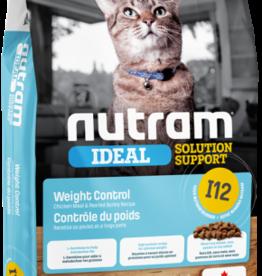 Nutram Nutram I12 Cat Weight Control 12 LB