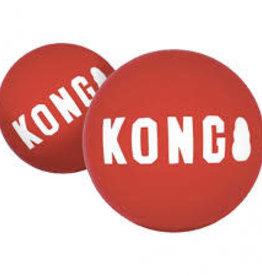 Kong Kong Signature Sports Balls Large 2 Pack