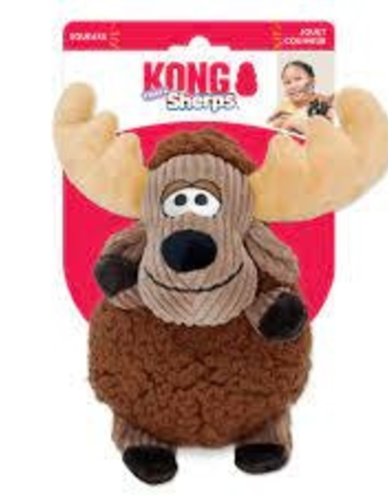 Kong Kong Sherps Floofs Moose Med