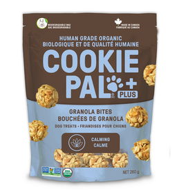 Cookie Pal Cookie Pal  Plus Granola Bites Dog Treats CALMING 260 g