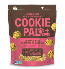 Cookie Pal Cookie Pal Plus  Granola Bites Dog Treat  JOINT SUPPORT  260 g