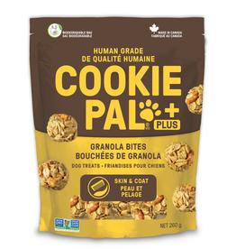 Cookie Pal Cookie Pal Plus Granola Bites Dog Treats SKIN & COAT 260 g