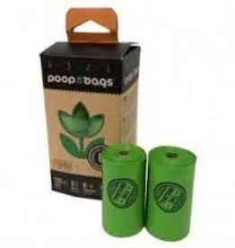 Poop Bags Poop Bags Countdown Orange 8 Rolls