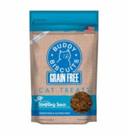 Buddy Biscuits Buddy Biscuits Tempting Tuna 3 oz Cat Treat