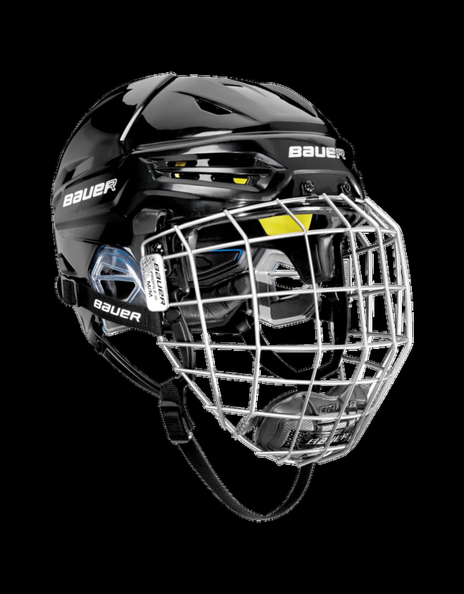 Bauer Hockey - Canada BAUER RE-AKT 95 HELMET COMBO