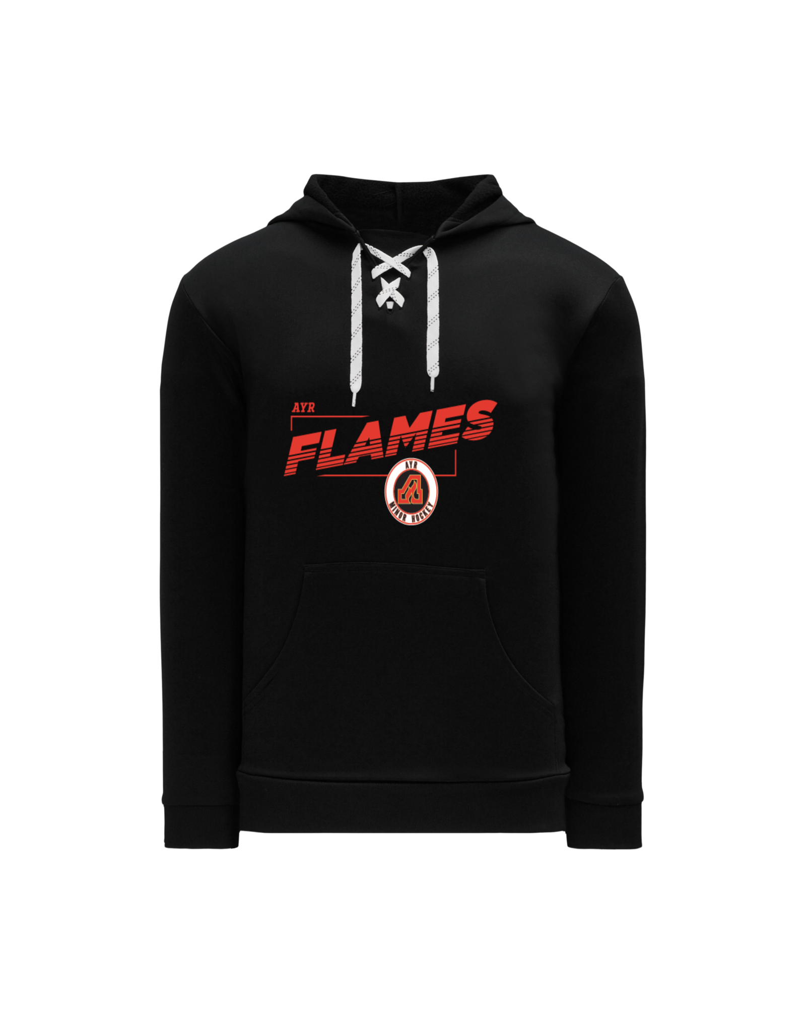FLAMES HOODY YOUTH