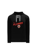 FLAMES HOODY ADULT