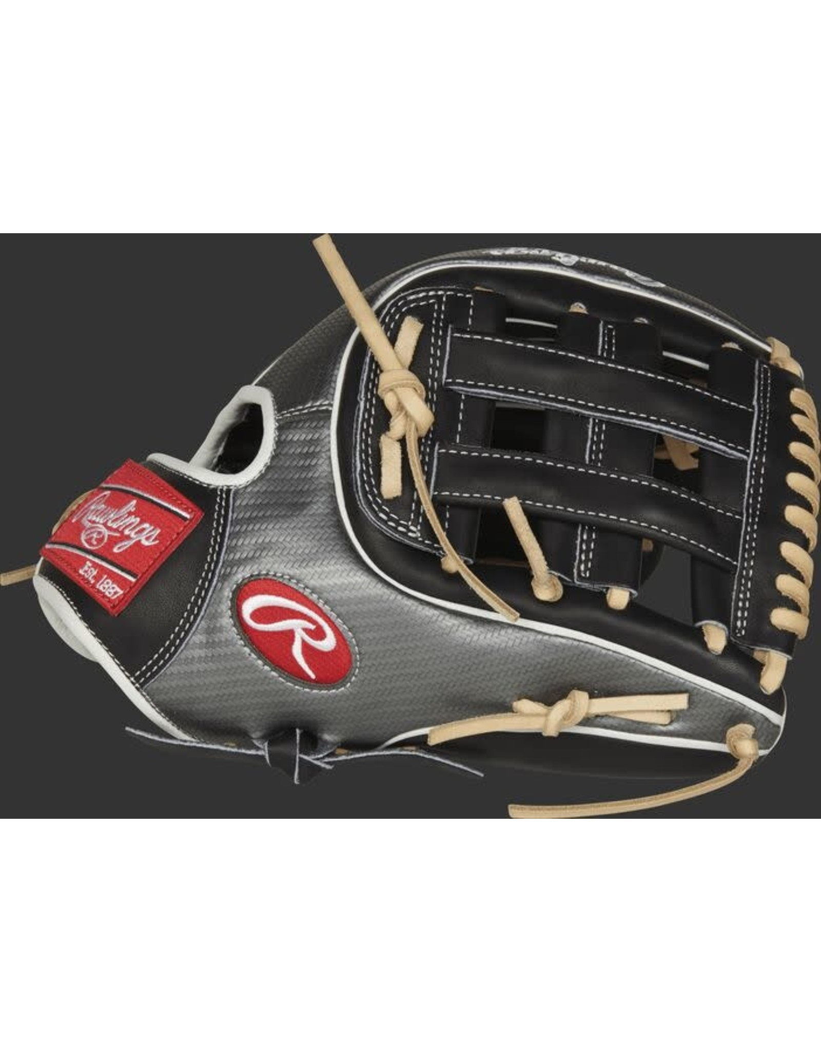Rawlings RAWLINGS HYPER SHELL 11.75-INCH INFIELD GLOVE - HEART OF THE HIDE