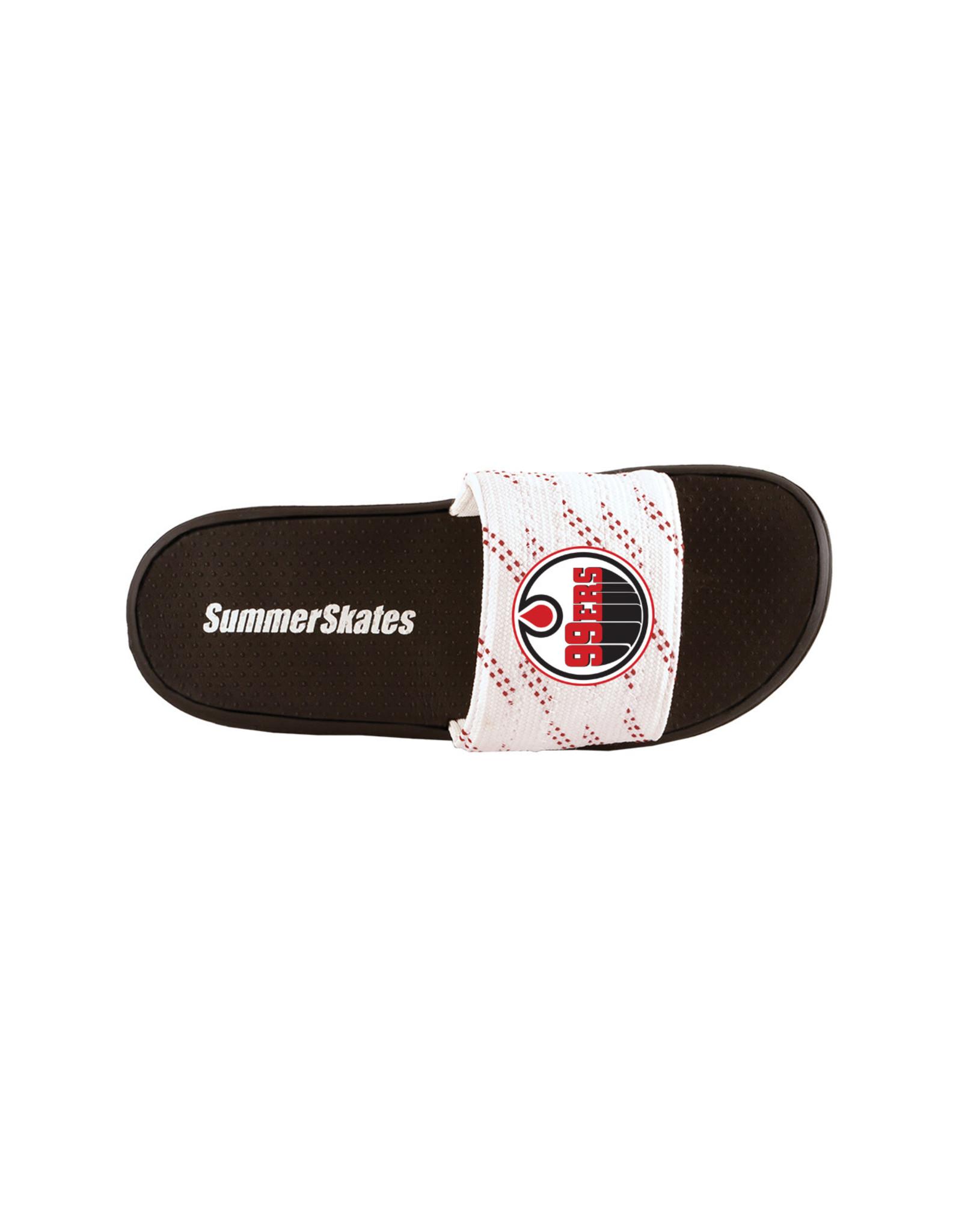 SUMMER SKATES CUSTOM SANDALS