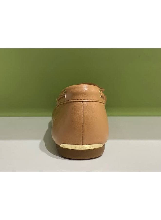 Leather Moccasin Loafer - SUTTON MOC