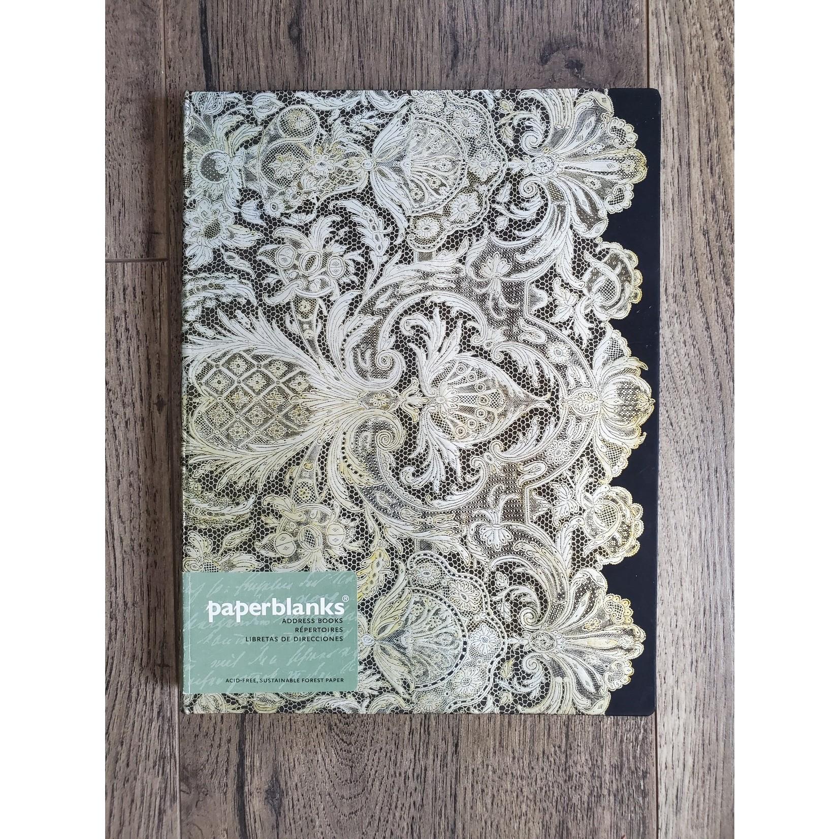 Paperblanks Ivory Veil Address