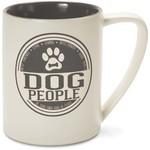Pavilion Gift Co. Dog People- 18oz. Mug