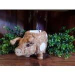 LIKHA Decor: Baby Pig Planter