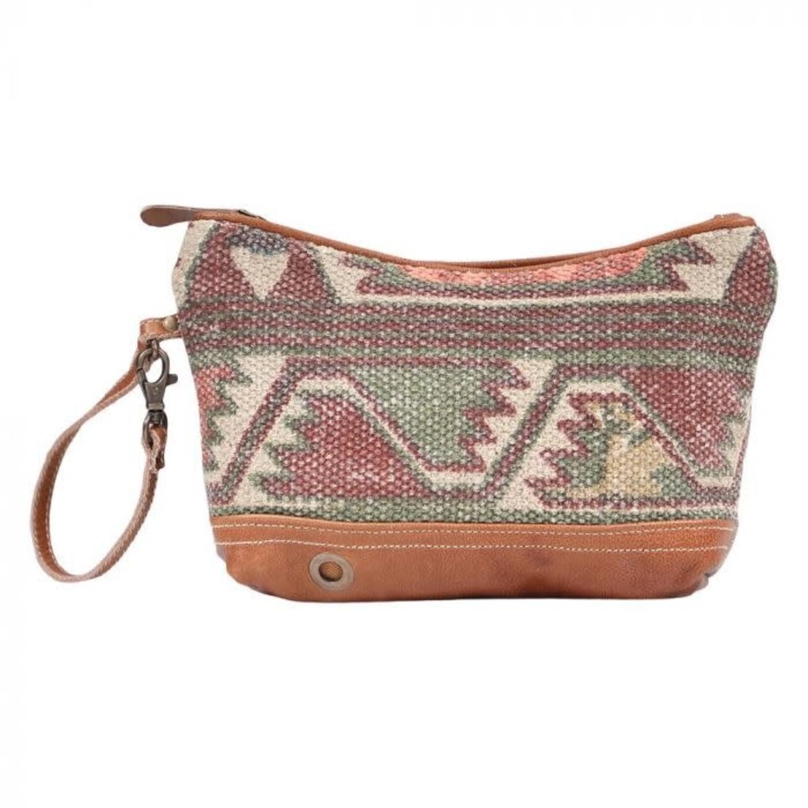 Myra Bag Tribal Pouch